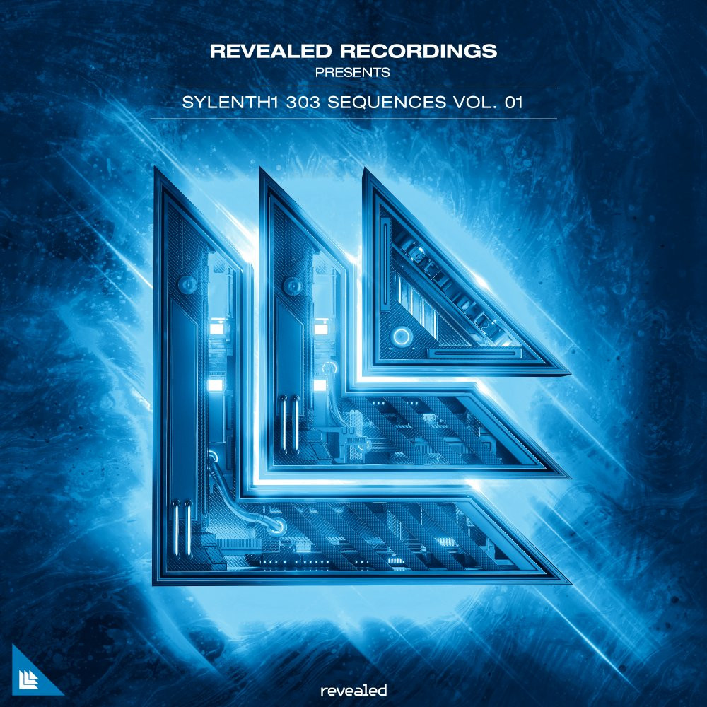 download for free Revealed Recordings Revealed Sylenth1 303 Sequences Vol. 1
