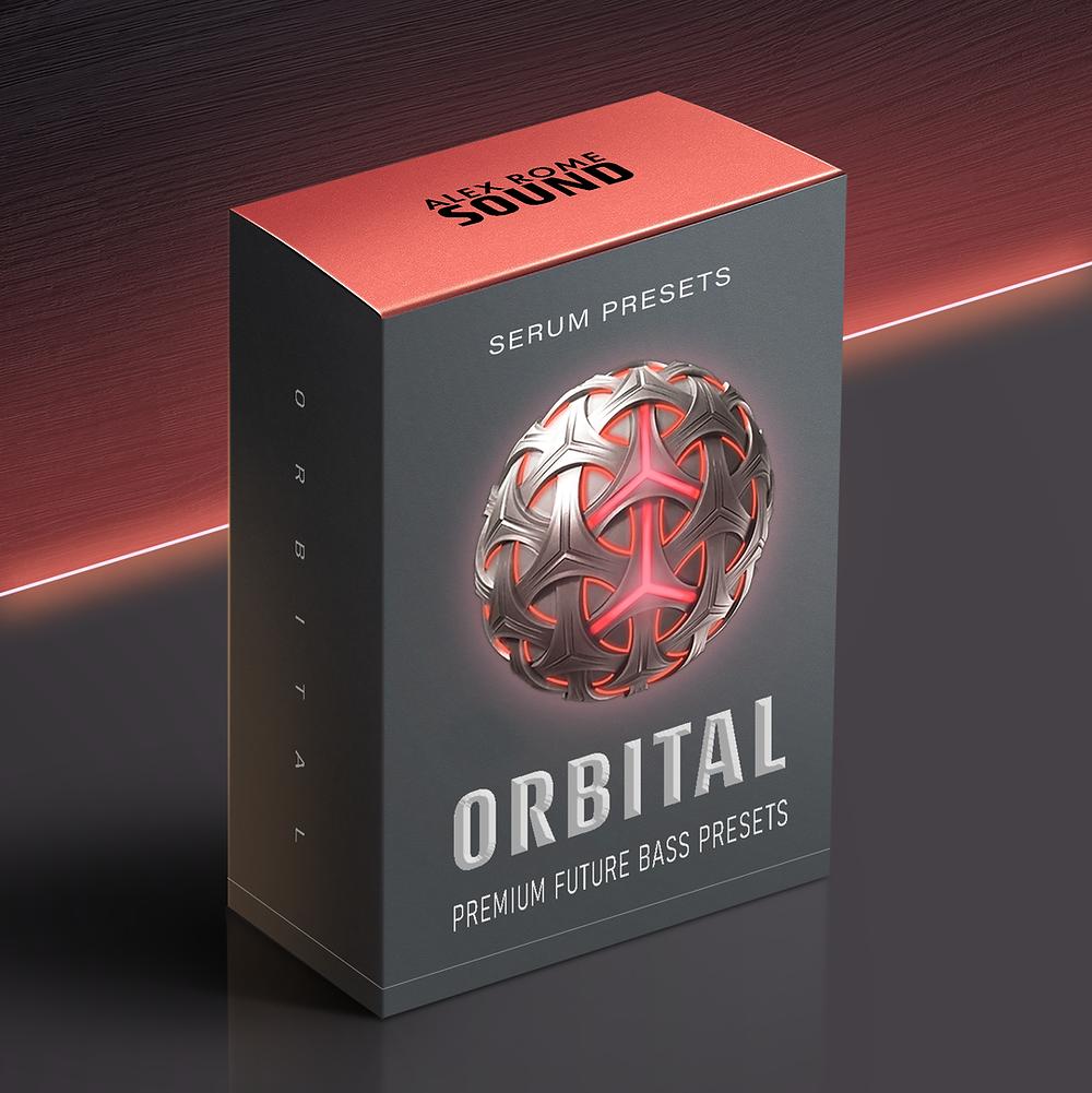 download for free Alex Rome Orbital EDM Future Bass Serum