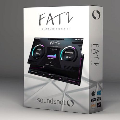 download for free SoundSpot FAT2 v1.0.1 VST VST3 AU AAX