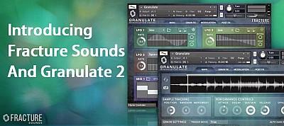 download for free Fracture Sounds - Granulate 2 (KONTAKT)