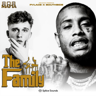 download for free Splice Sounds - 808 Mafia Presents: Pvlace x Southside - The Family Sample Pack