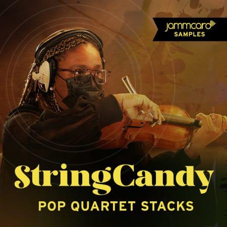 Jammcard Samples StringCandy – Pop Quartet Stacks WAV