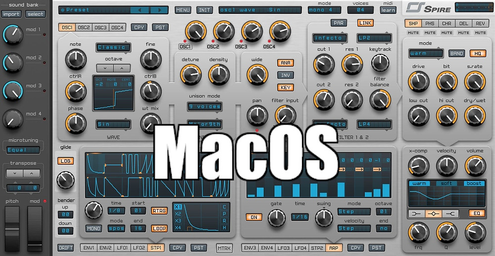 Reveal Sound - Spire 1.5.6 VSTi Free Download