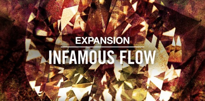 download for free NI Expansion: INFAMOUS FLOW v1.0.0 [WIN & macOS]