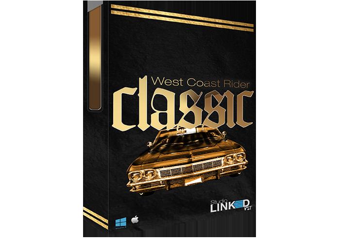 download for free StudioLinked VST - West Coast Rider Classic Edition (KONTAKT)