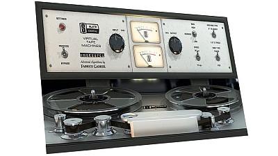 download for free Slate Digital - Virtual Tape Machines 1.1.16.3 VST
