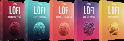 free Cymatics - Ultimate Lofi Collection