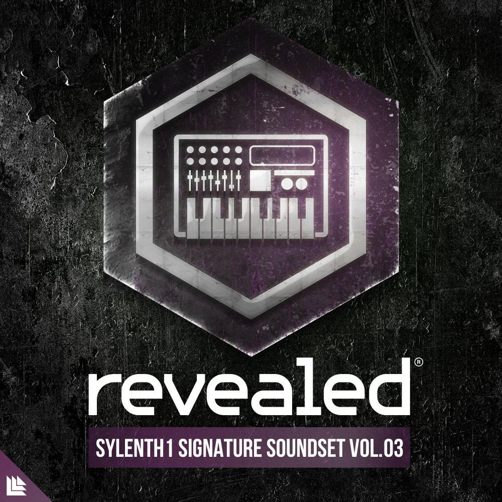 download for free Revealed Recordings Revealed Sylenth1 Signature Soundset Vol 3