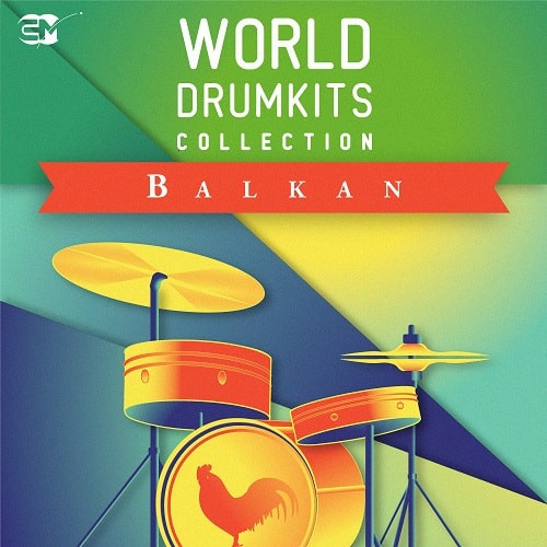 download for free  Earth Moments - World Drum Sessions Vol.2: Balkan Drums (WAV, REX)