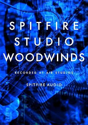 download for free Spitfire Audio - Spitfire Studio Woodwinds (KONTAKT)