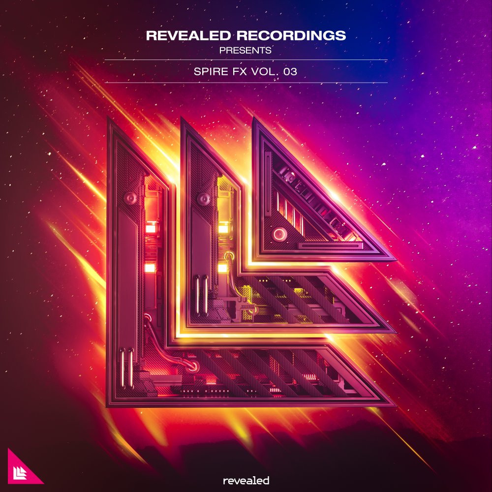 download for free Revealed Recordings Revealed Spire FX Vol. 3