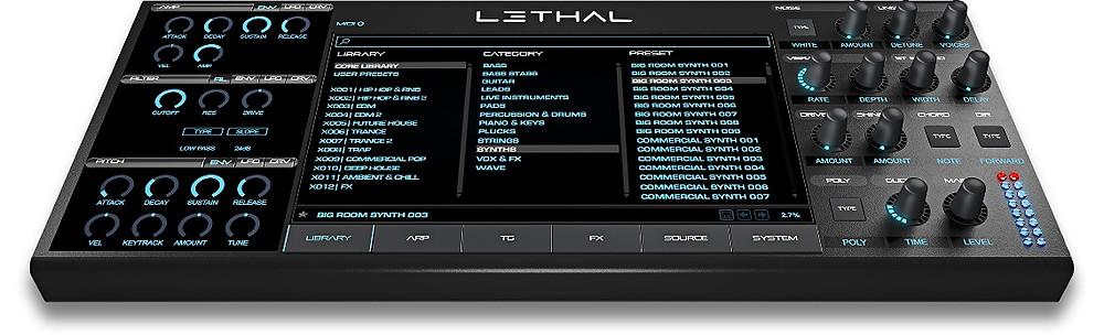 Lethal Audio - Lethal 1.0.20 VSTi Free Download
