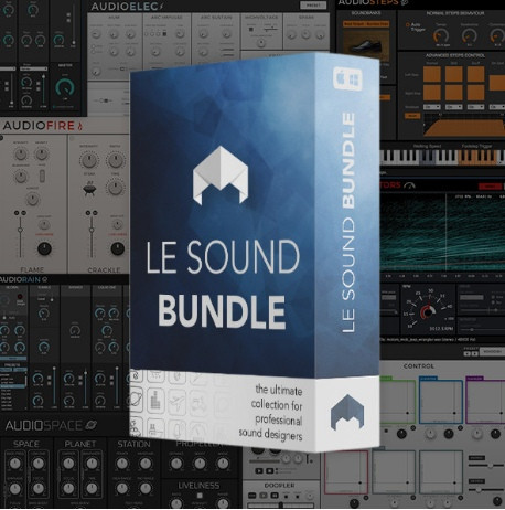 Le Sound - Custom Bundle VSTi / VSTi3