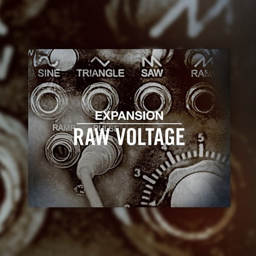 download for free NI Expansion: Raw Voltage v2.0.1 [WIN & MAC]