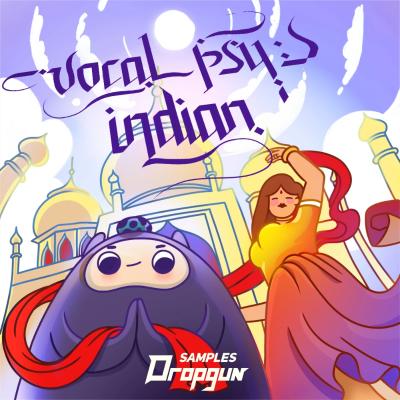 free Dropgun Samples - Vocal Psy Indian (WAV)