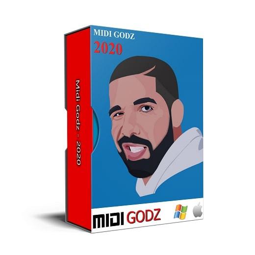 Midi Godz Drake Type MIDI Kit