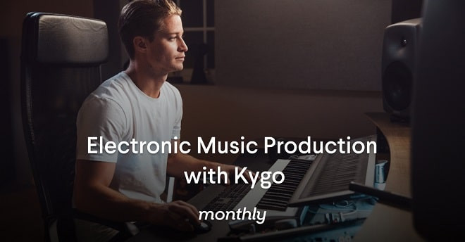 FREE Electronic Music Production with Kygo TUTORIAL