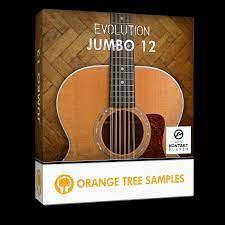 download for free  Orange Tree Samples - Evolution Jumbo 12 (KONTAKT)