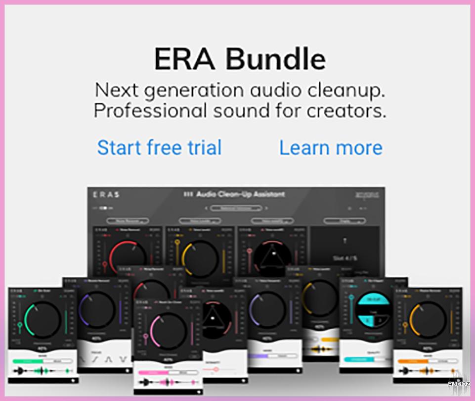 free Accusonus ERA Bundle Pro v5.2.1.0