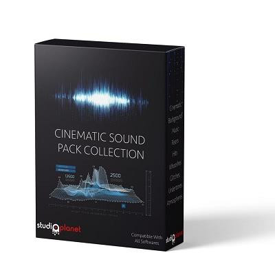 free Studio Planet Cinematic Sound Pack Collection WAV