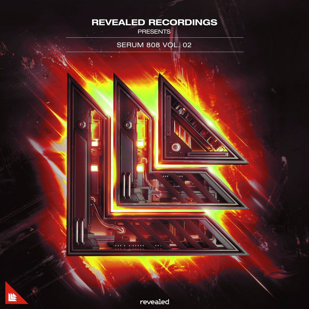 download for free Revealed Recordings Revealed Serum 808 Vol. 2