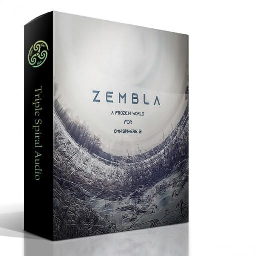 free Triple Spiral Audio Zembla for Omnisphere 2