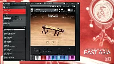 download for free  Native Instruments - SPOTLIGHT COLLECTION: EAST ASIA 1.0 (KONTAKT)