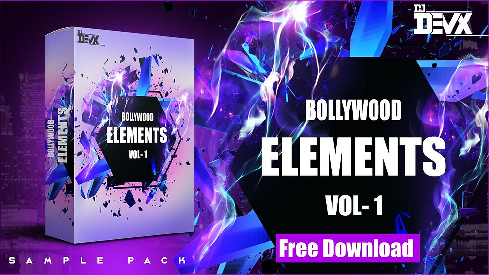 free Bollywood Elements Sample Pack Vol 1