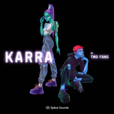 download for free Splice Sounds - KARRA Presents: Two Fang Vocal Pack (WAV)