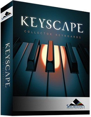 Spectrasonics - Keyscape Soundsource Library Update v1.0.3c Free Download