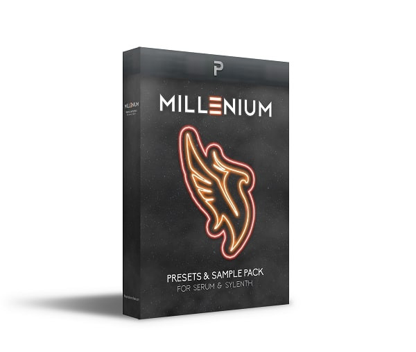 download for free The Producer School Millenium Sample Pack For Serum & Sylenth