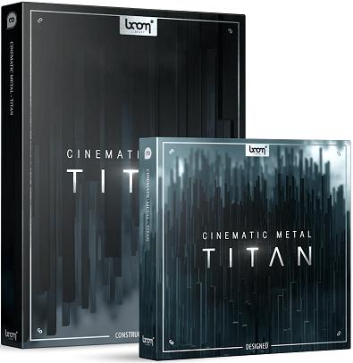 free Cinematic Metal – Titan Bundle WAV