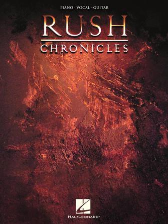 free Rush – Chronicles Songbook