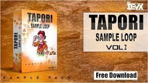 free Tapori Loops Sample Pack Vol 2