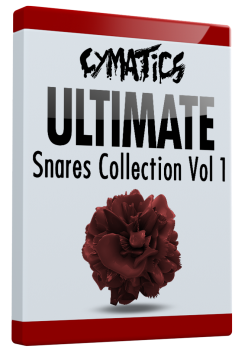 free Cymatics - Ultimate Snares Collection Vol 1