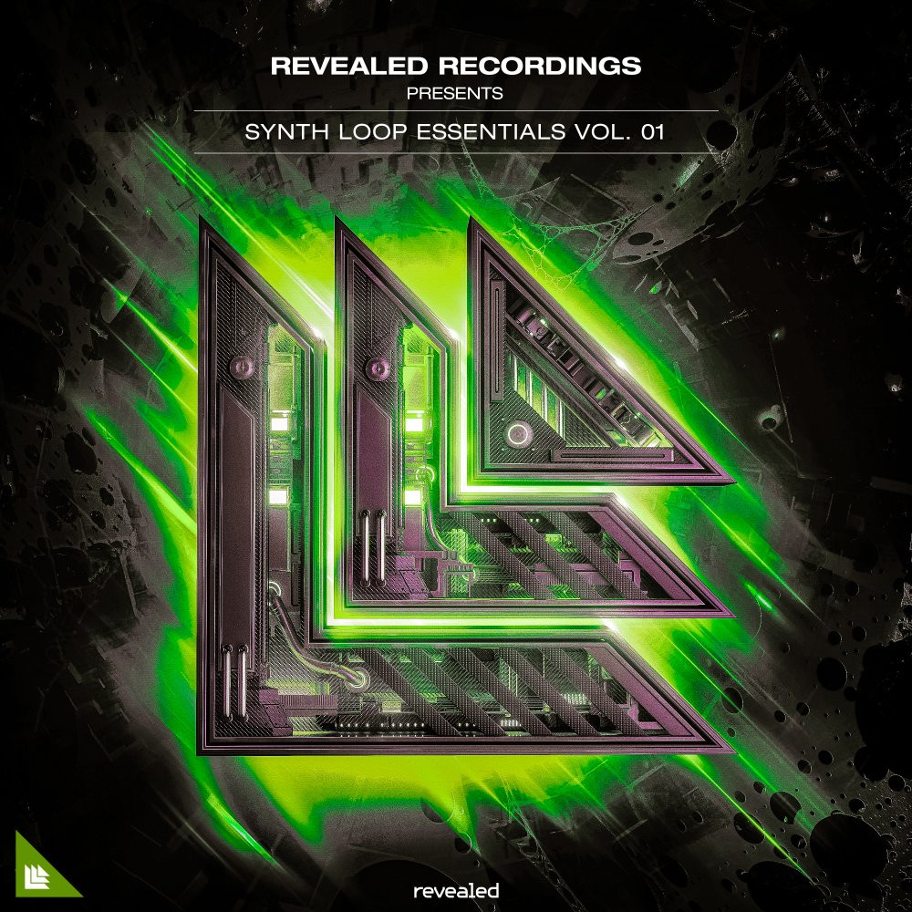 download for free Revealed Recordings Revealed Synth Loop Essentials Vol. 1 WAV
