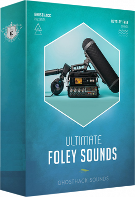 free Ghosthack - Ultimate Foley Sounds (WAV)