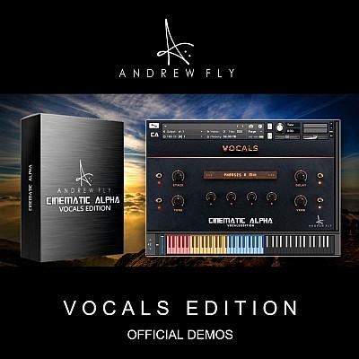 free Andrew Fly Cinematic Alpha – Vocals Edition 2.0 KONTAKT