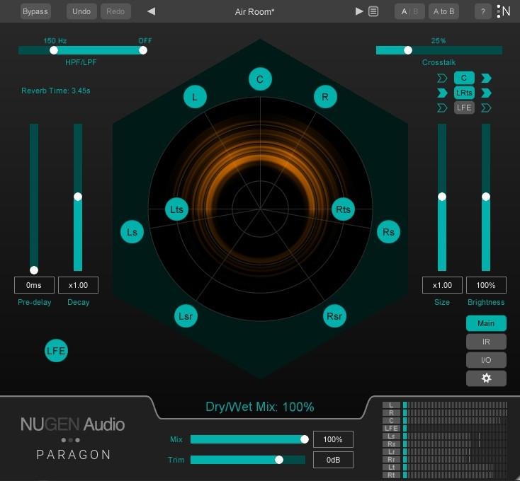 NUGEN Audio - Paragon v1.0.1.3 VST3 / AAX x64 R2R Free Download