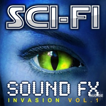 download for free Space 3000 Sci-Fi Sound Effects Invasion Vol.1 WAV