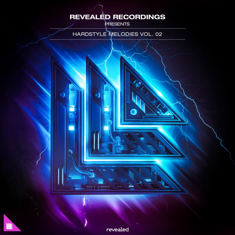 download for free Revealed Recordings Revealed Hardstyle Melodies Vol. 2 WAV MIDI
