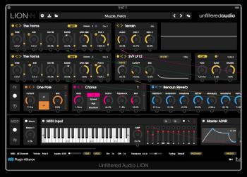 free Unfiltered Audio LION v1.3.0 (MacOS)