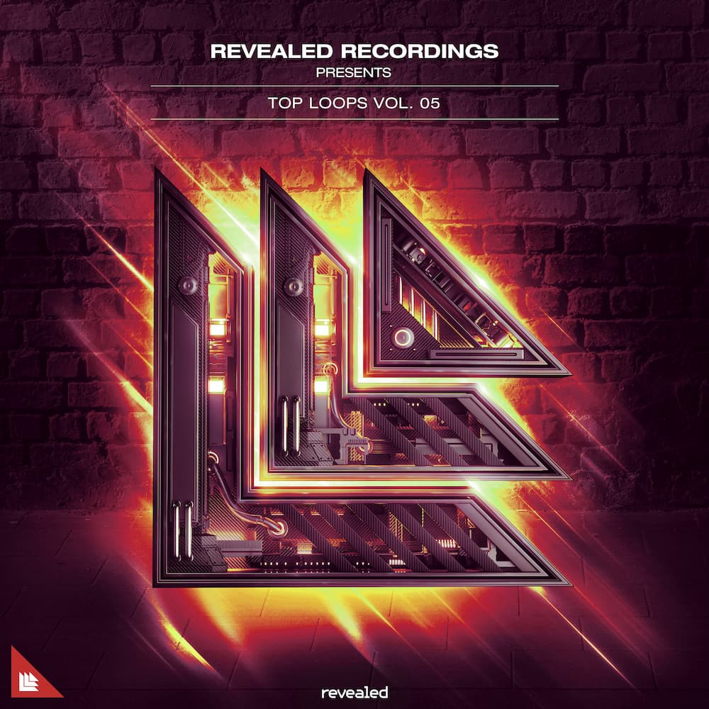 download for free Revealed Recordings Revealed Top Loops Vol. 5 WAV
