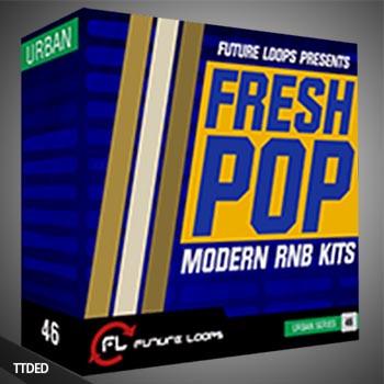 Download for free Future Loops - Fresh Pop Modern RNB Kits (WAV, REX)