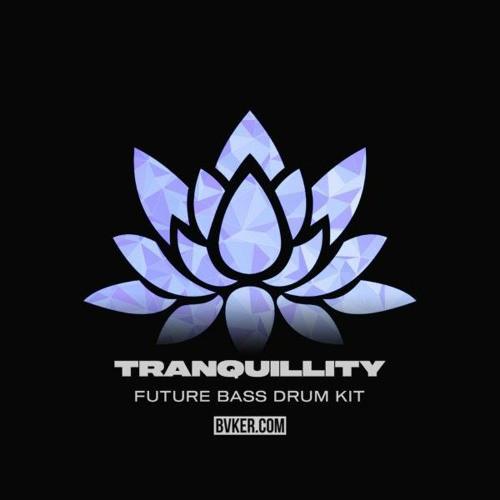 free BVKER Tranquillity Future Bass Drum Kit WAV MIDI