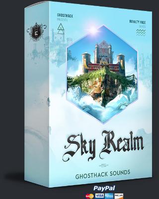 Download for free Ghosthack - Skyrealm (MIDI, WAV)