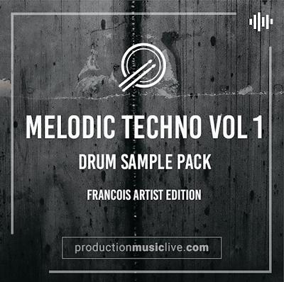 download for free  PML - Melodic Techno V1 (WAV)