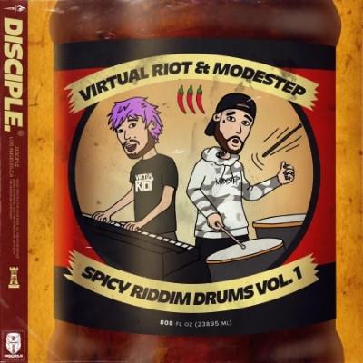 Virtual Riot x Modestep: Spicy Riddim Drums Vol. 1  free download