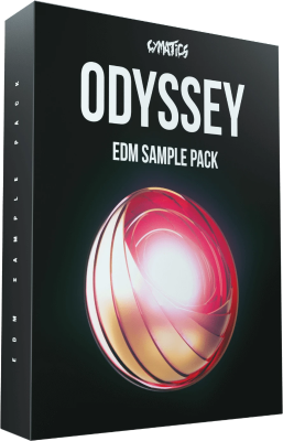 download for free Cymatics - Odyssey EDM Sample Pack (MIDI, WAV)