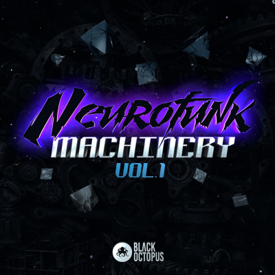 free Blackwarp – Neurofunk Machinery Vol.1